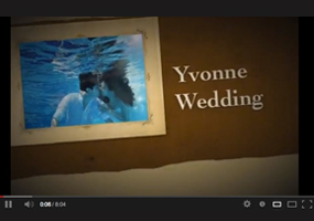 Yvonne Wedding Video